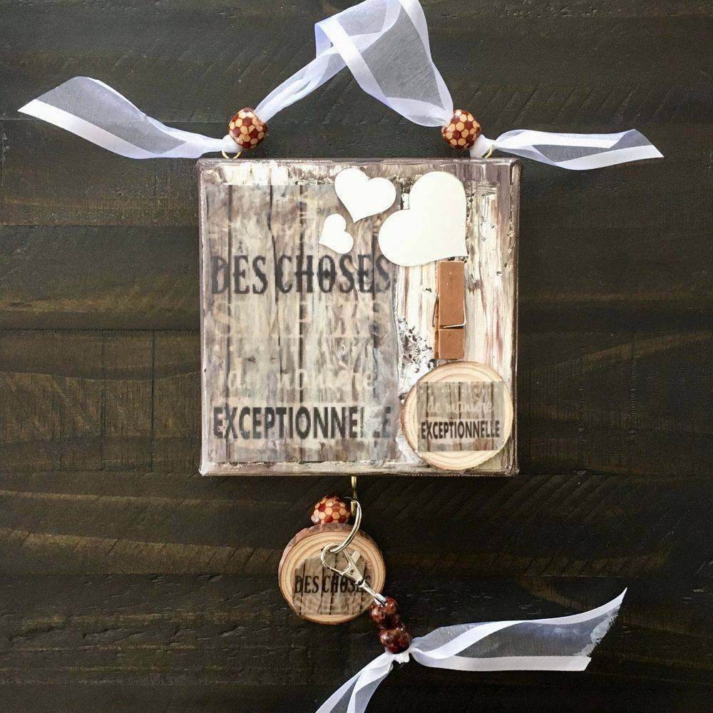 Au Coeur Des Bois, Porte-clés