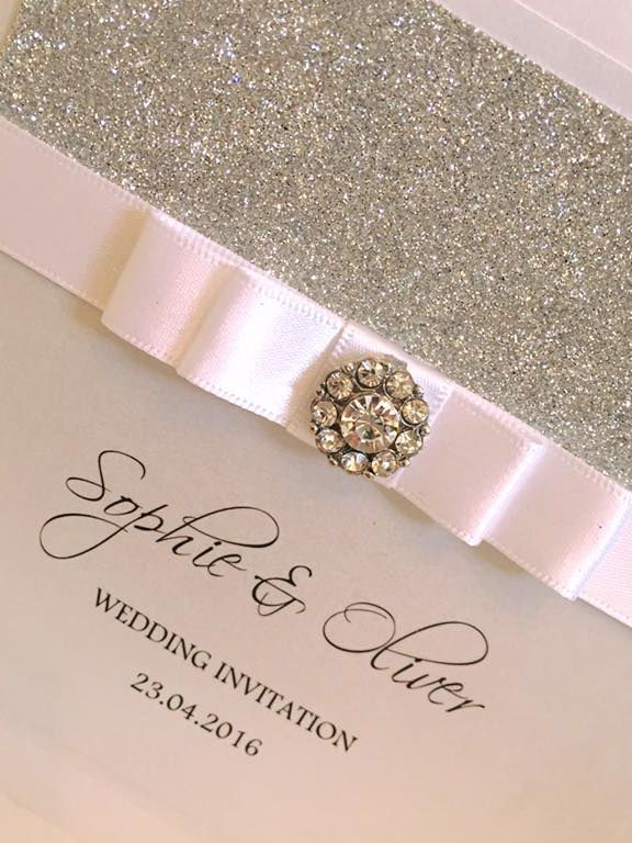 glitter wedding invitation, wedding invitations, luxury wedding invitations