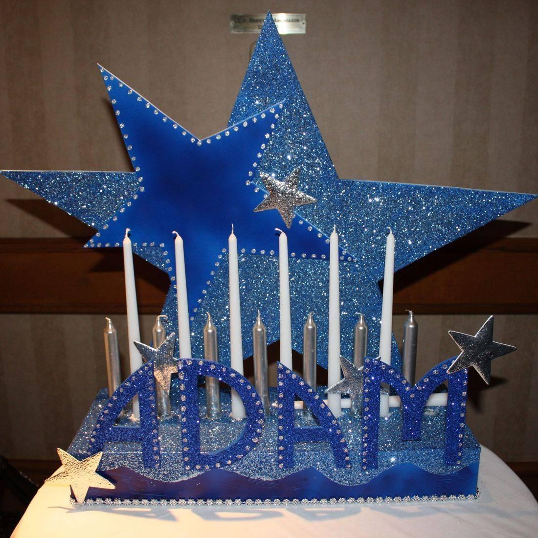 Balloon Mitzvah Candlebox