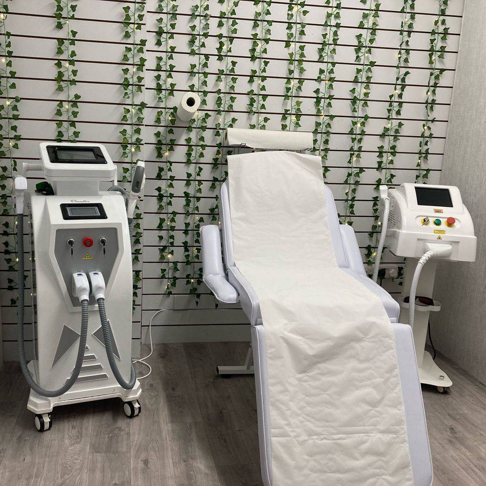 Laser tattoo removal in Nottingham