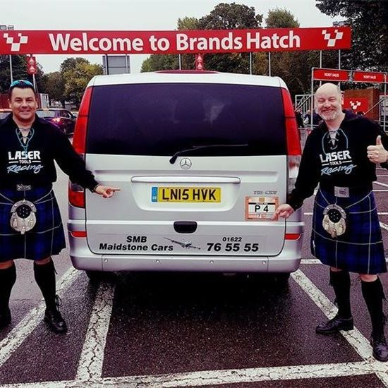 Taxis to Brands Hatch 01622 765555