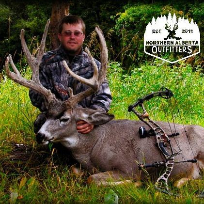 MULE DEER HUNTING BUCKS  ALBERTA OUTFITTING