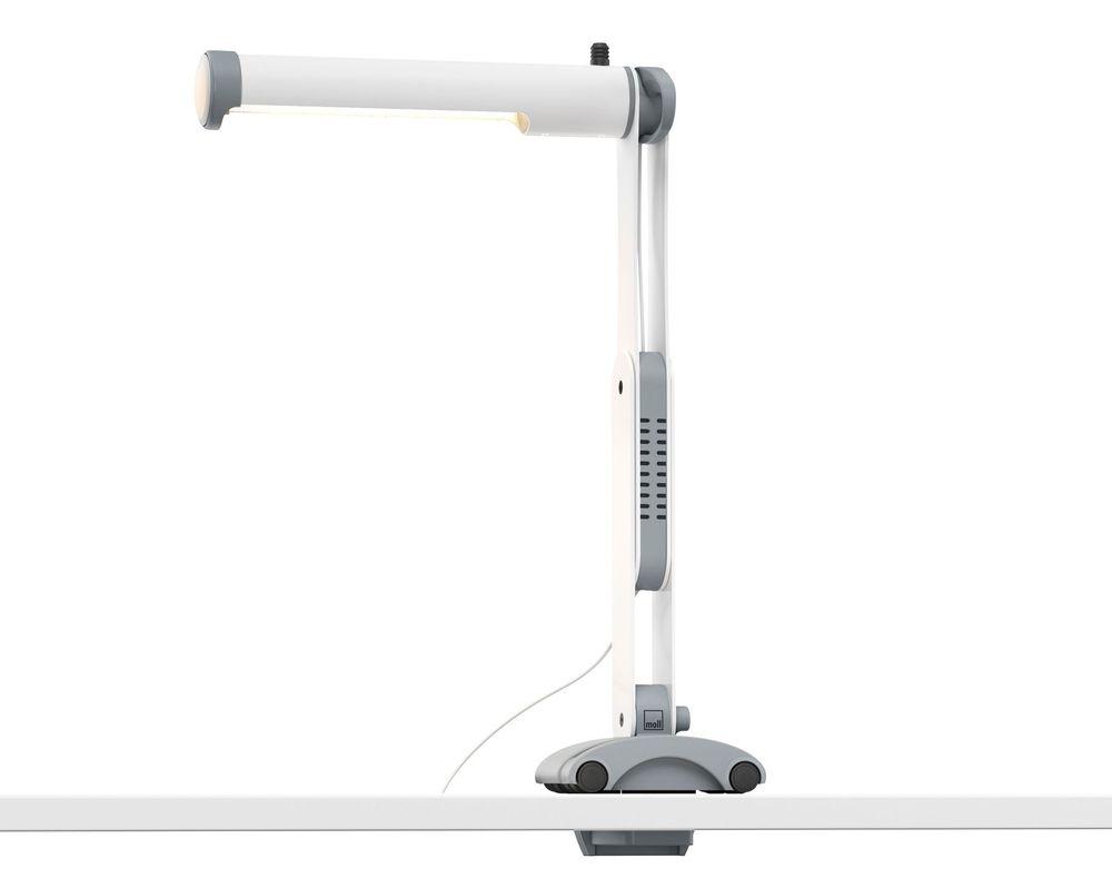 Lampada da tavolo e scrivania, Moll Mobilight