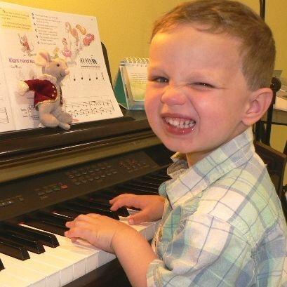 Preschool Piano in Ada, Grand Rapids, Cascade, Forest Hills MI