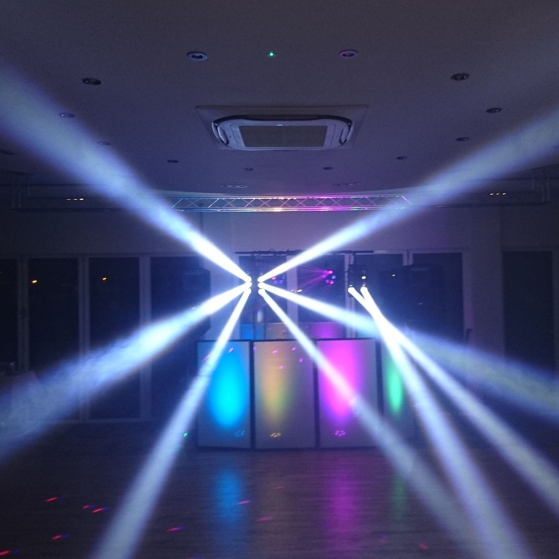 mobile disco hire Northampton