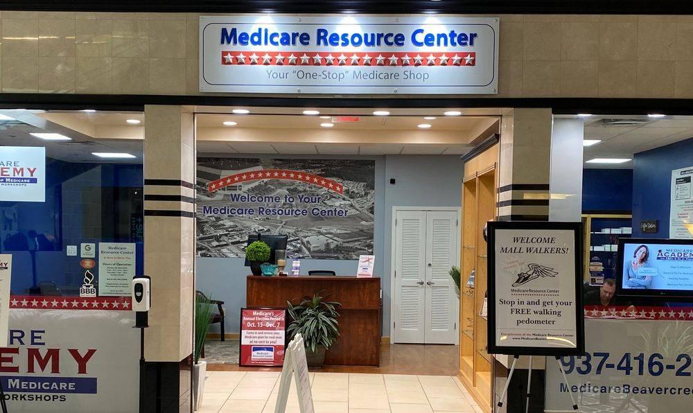 Medicare Resource Center Fairfield Commons Mall Beavercreek Ohio