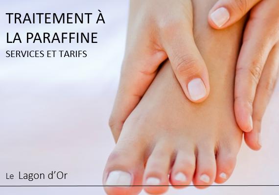 traitement a la paraffine soin des mains pieds hand care feet care Esthétique esthetics estheticienne  gatineau le lagon d'or lelagondor