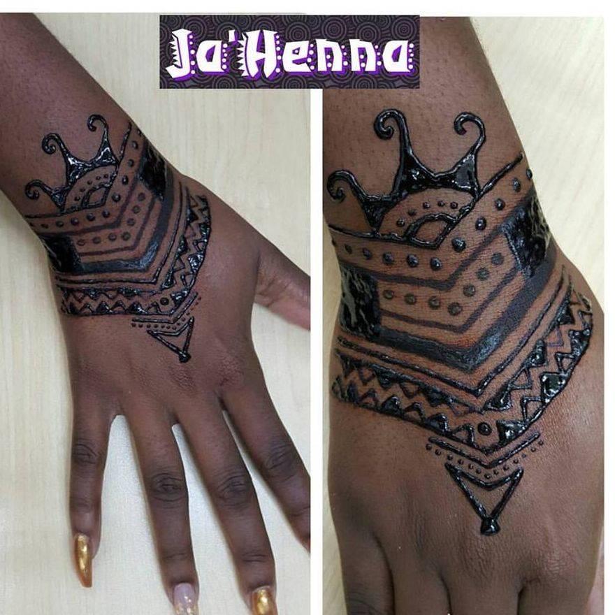 Henna, Henna Tattoo, Ja'Henna, Custom Tribal Henna, Tribal Tattoo, Tribal Henna, Henna Jamaica