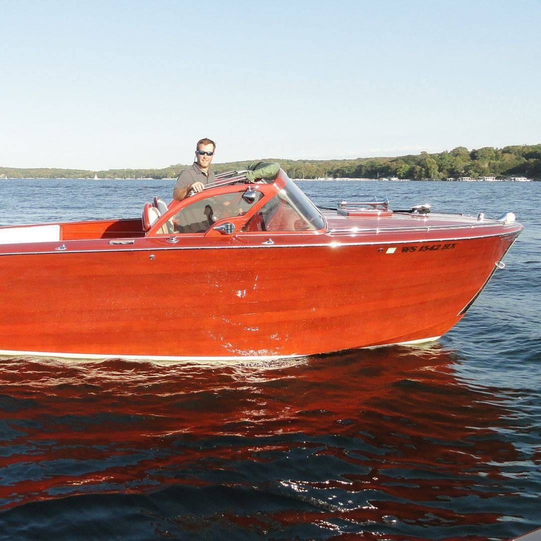 shepherd custom boat
