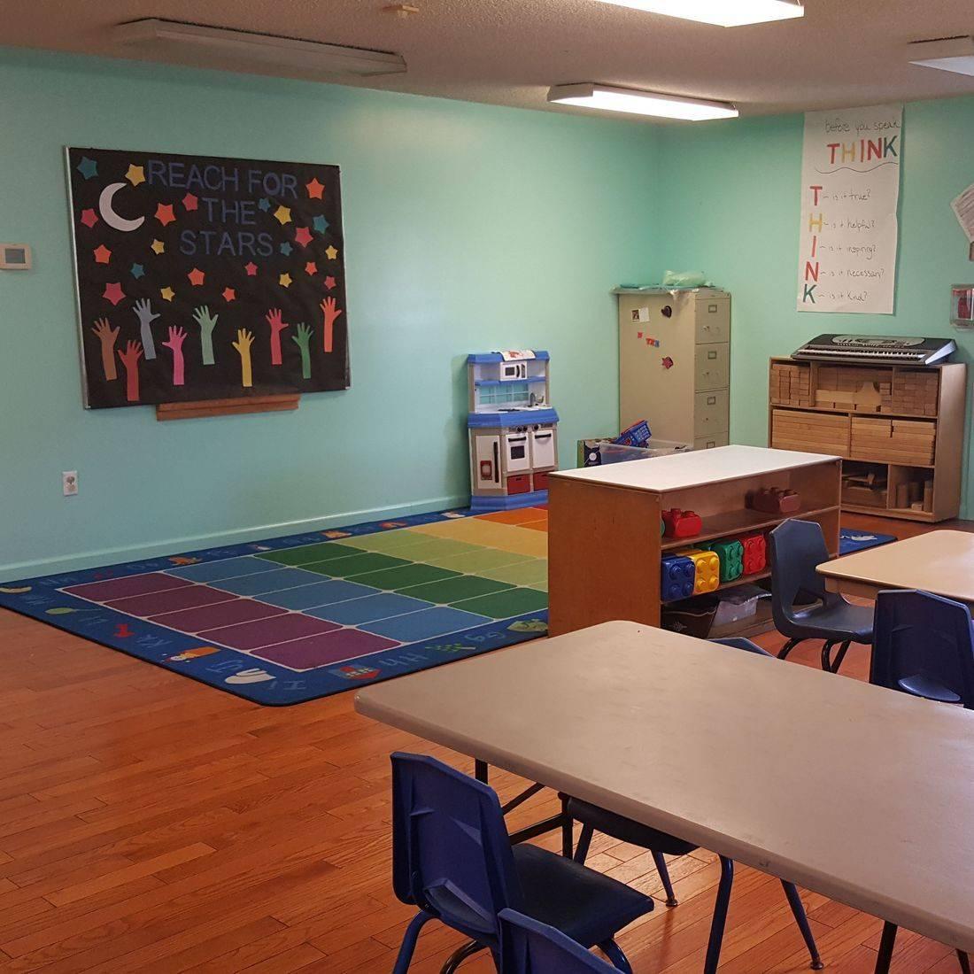 School Age Room