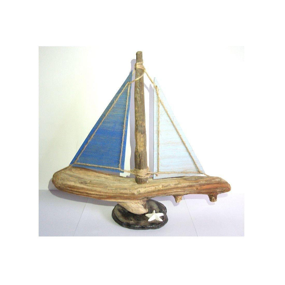 Driftwood boat 8