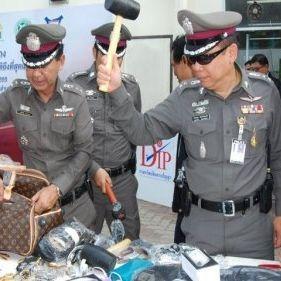 Fake goods in Thailand