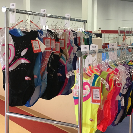 Women's Gymnastics Suits, Mens Long's and Shorts, and Gymnastics Grips for sale at Inspire Sports Victoria in Saanich