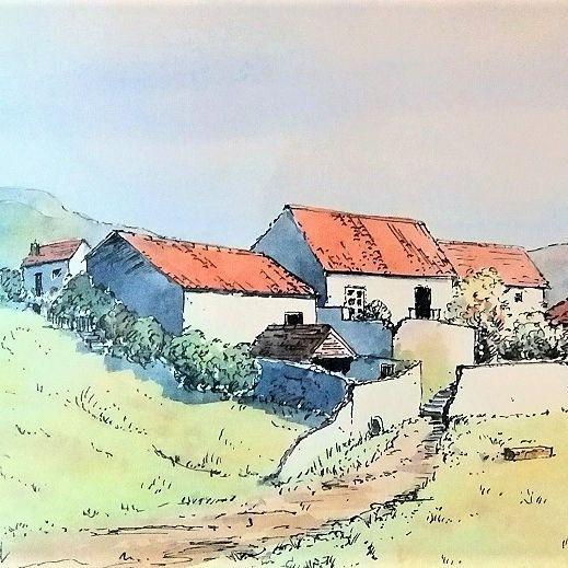 Hill Spain