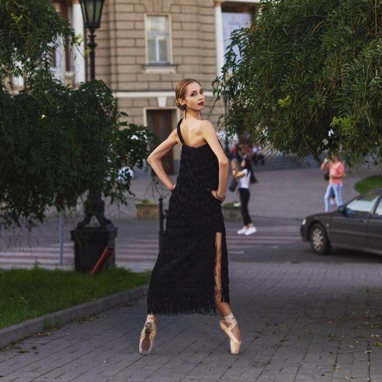VICTORIA BEREZHNAYA