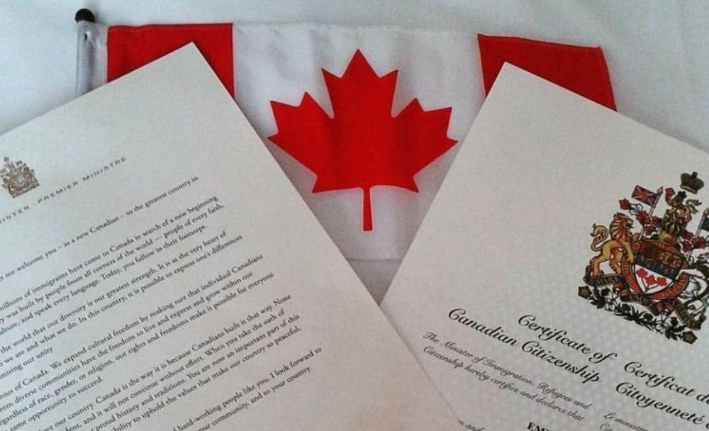 Fingerprinting services for Canadian Citizenship