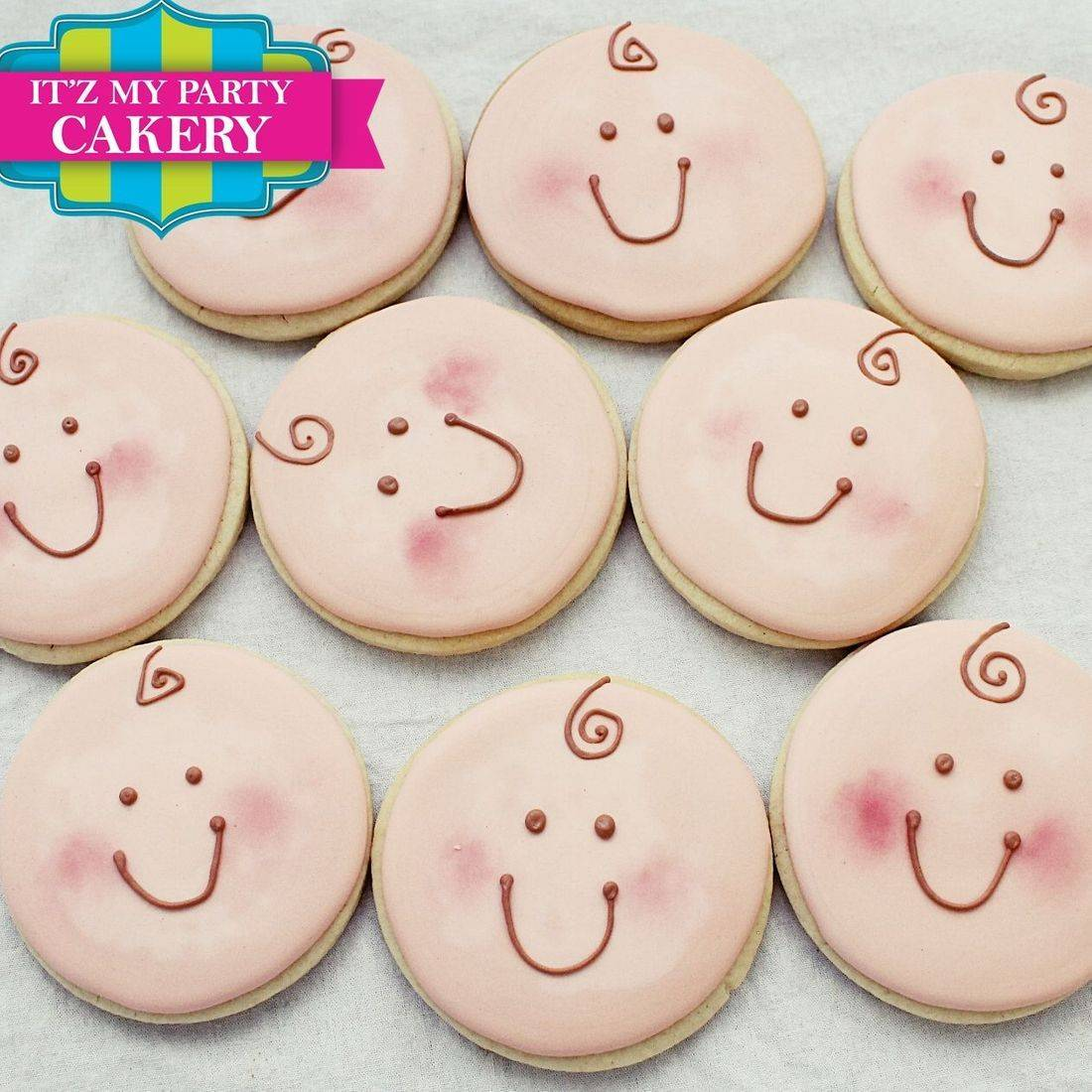 Baby Face Cookies Milwaukee