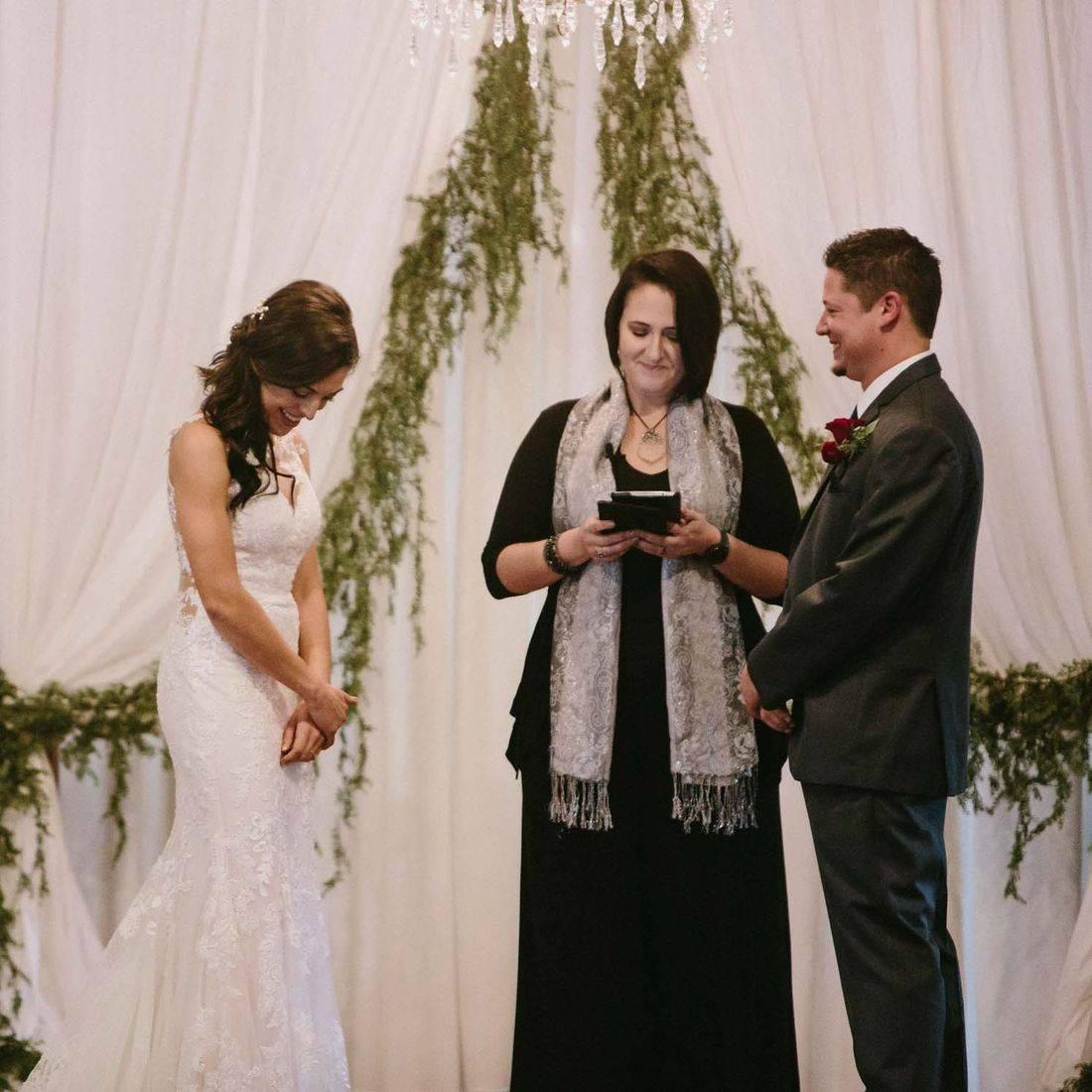 minister, officiant, wedding, venue, Charlotte, NC, lunahzon