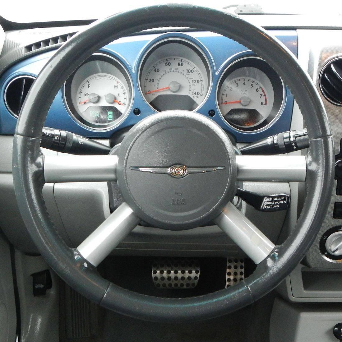 2006 Chrysler PT Cruiser GT Turbo