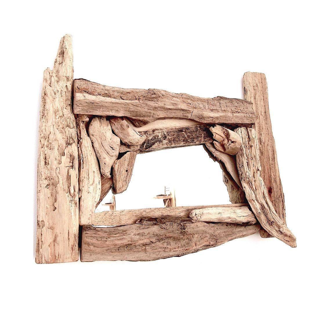 Driftwood Mirror 37