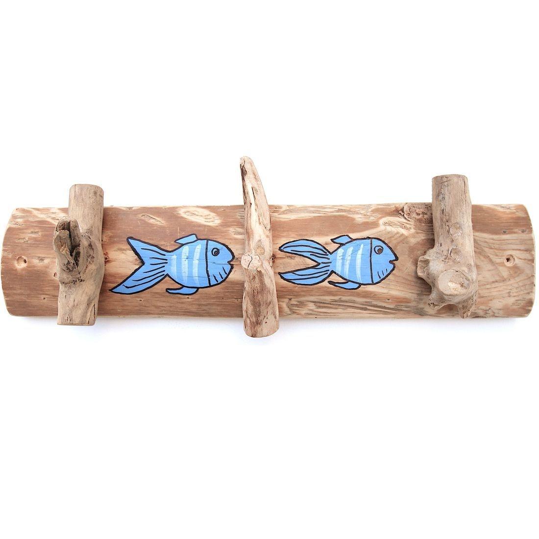 Driftwood Coat holder 10