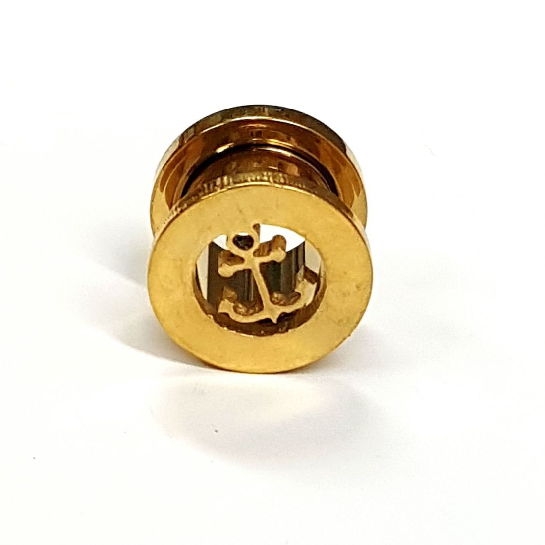 10mm titanium plug available at kazbah online or our Leicester City Centre Store