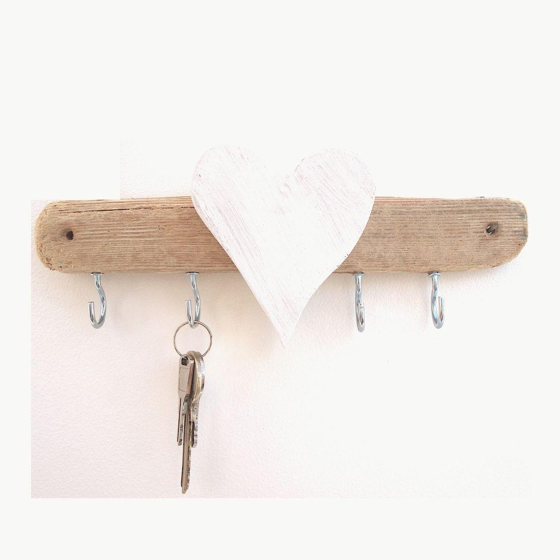 Driftwood Key holder 7