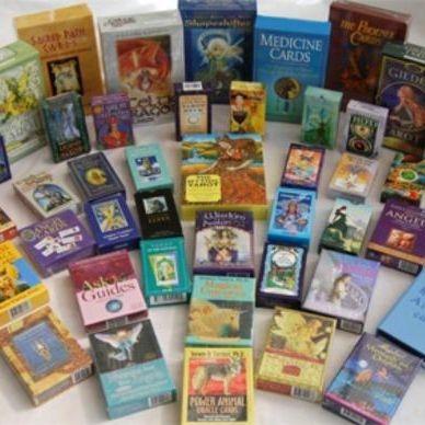 Tarot Readings, Oracle Readings