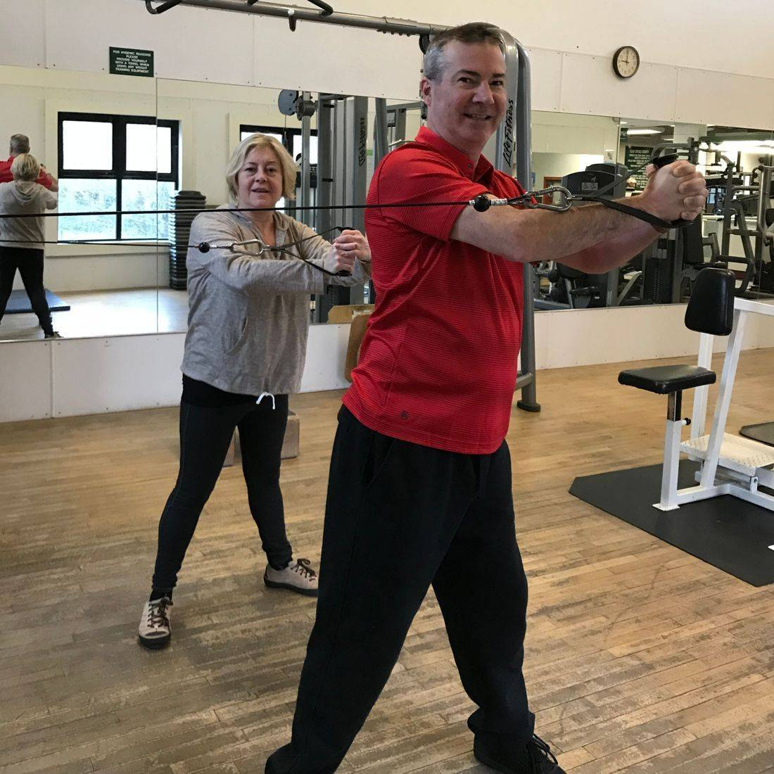 Personal Training, Personal Trainer, Fitness Coach, Partner Training