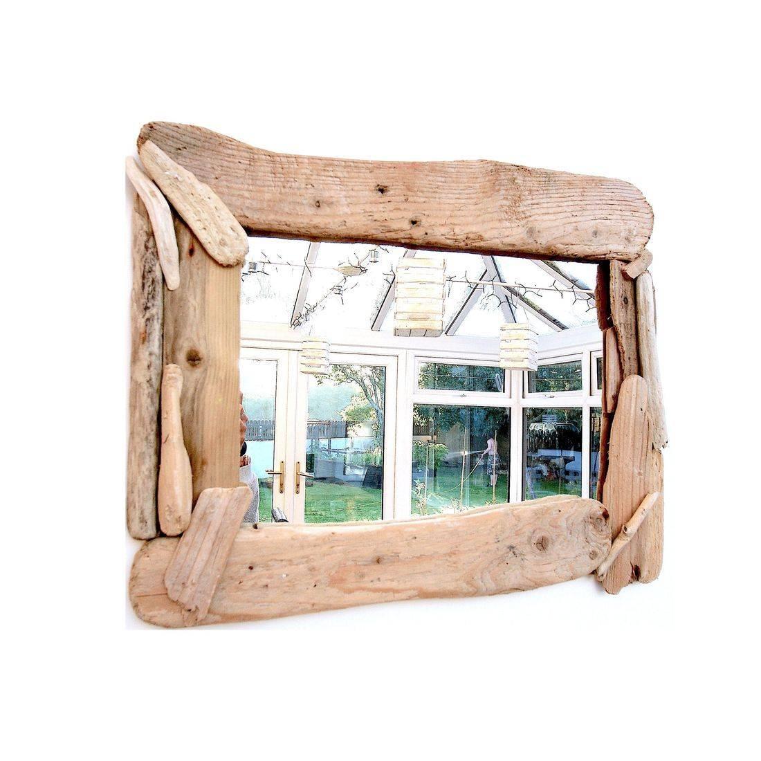 Driftwood Mirror 3