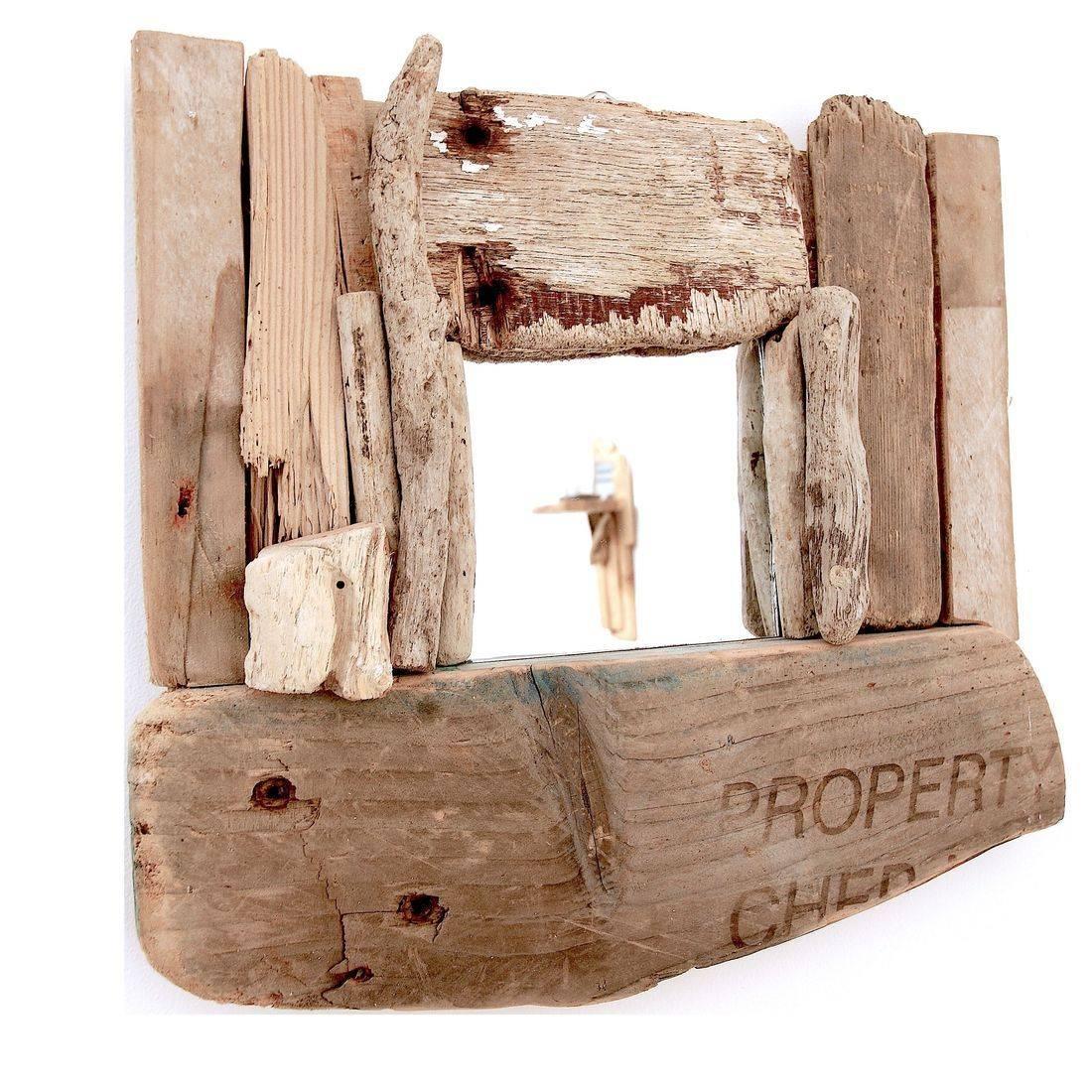 Driftwood Mirror 4