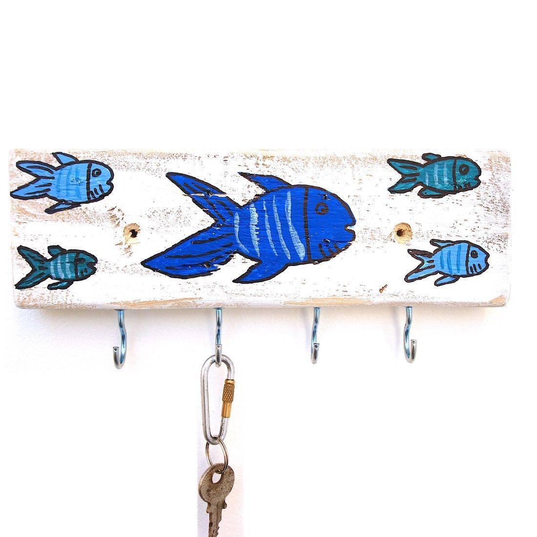 Driftwood Key holder 2