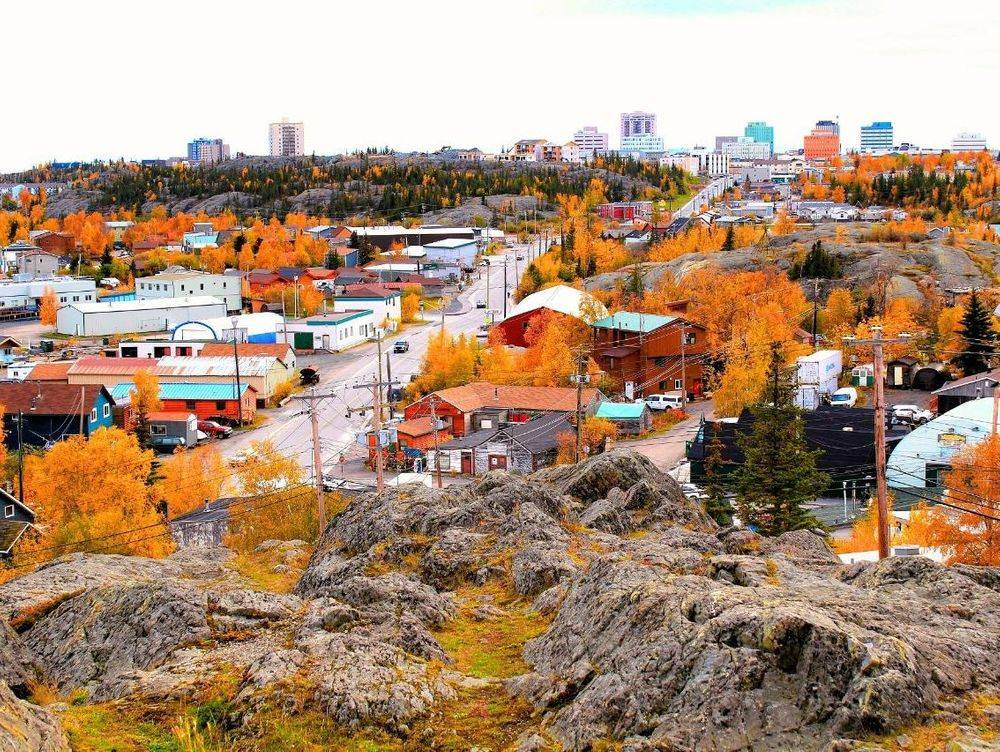 Yellowknife City Tour