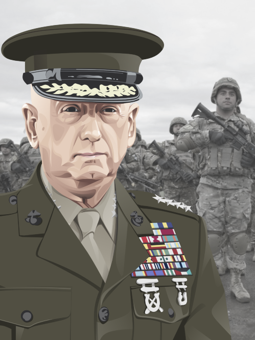 James Mattis, Jim Mattis, leadership, limits, war is my business