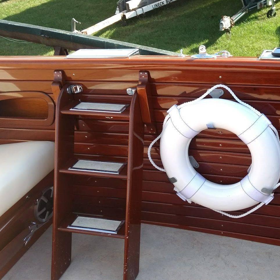 Shepherd boats Lake Geneva
