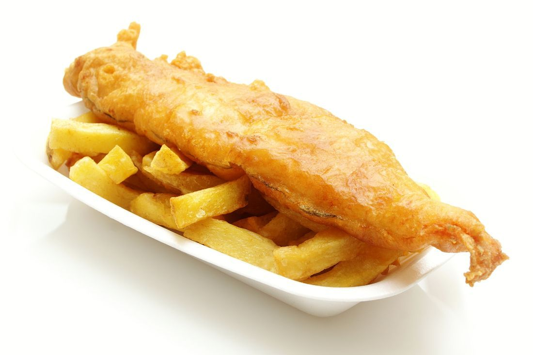 MOTHER KNOWS BEST - FISH n CHIPS