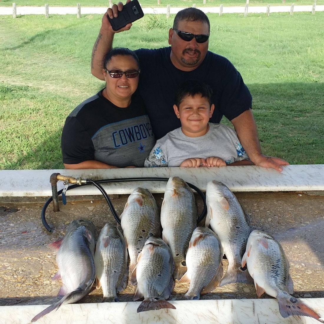 Calaveras Lake & Braunig Lake, Fishing Trips, Guide Service, San Antonio Texas