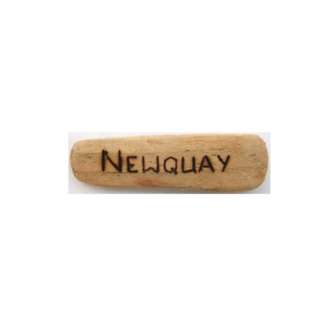 Fridge magnet driftwood newquay 2