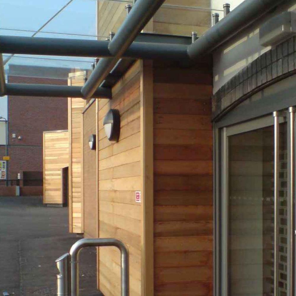 ASG Architects Ltd - Tel : 01952 288 292