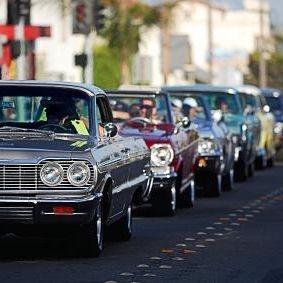 Route 66 Car Show DJ