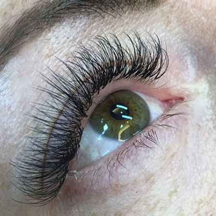 Lash Training State Approved