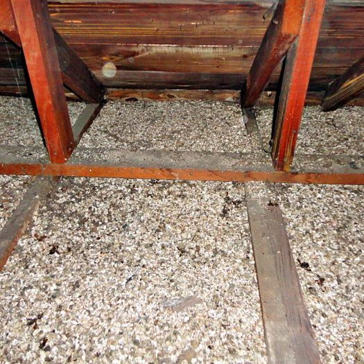 Vermiculite Attic Insulation