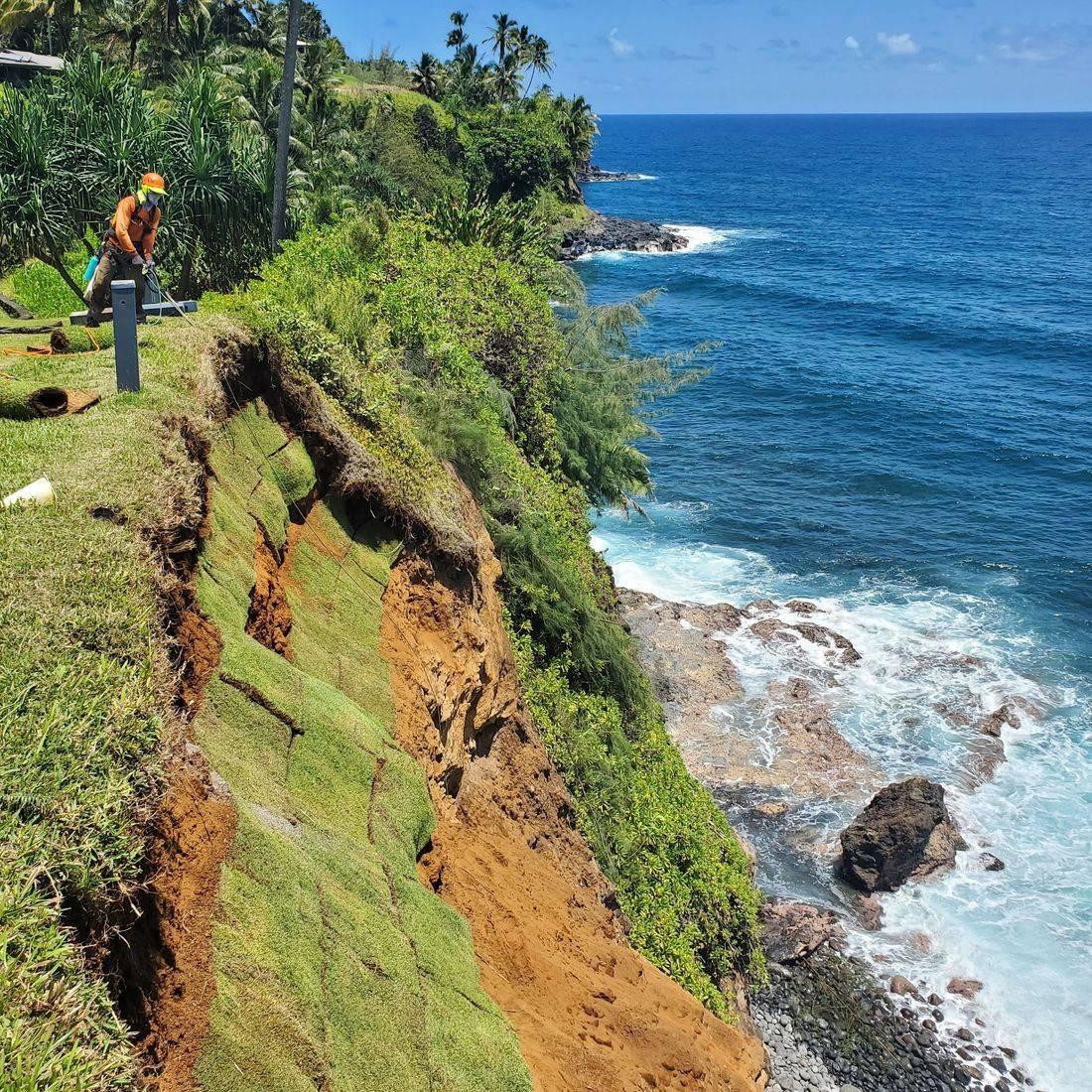 Maui Shoreline Protection