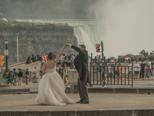 Niagara Falls Wedding Photographer Wedding Planner