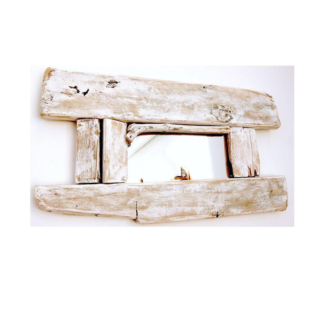 Driftwood Mirror 43