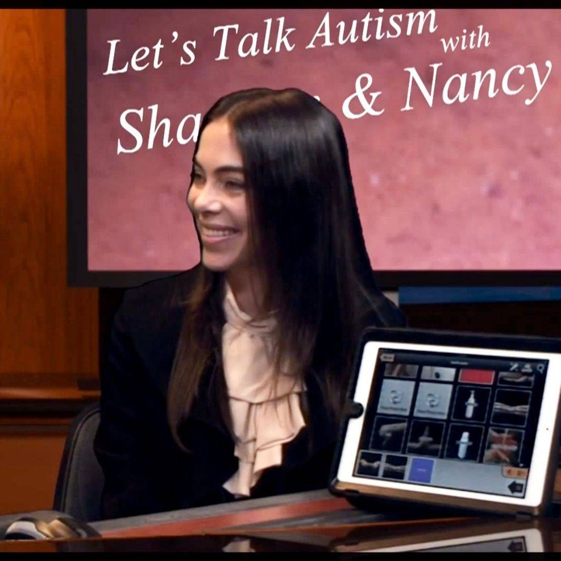 Telehealth speech therapy, zoom therapy, ipad app for autism, pandapal ipad app, pandapal, autism ipad app
