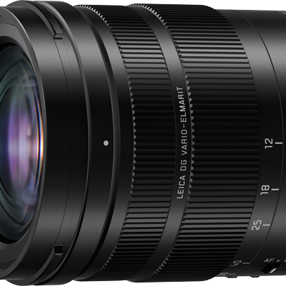 Panasonic Leica 12-60mm f/2.8-4 ASPH. POWER O.I.S. Lens