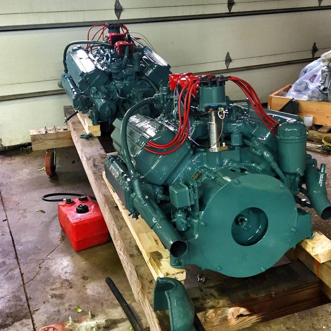Original Hemi engines rebuilt for Shepherd