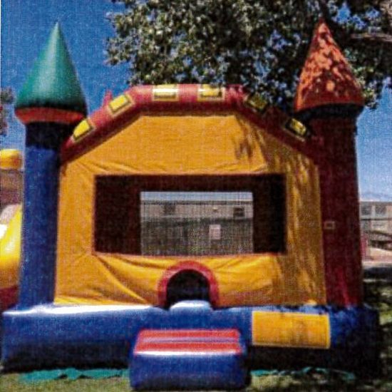 Small Castle 10'x10' and a Large Castle 15'x15' Available