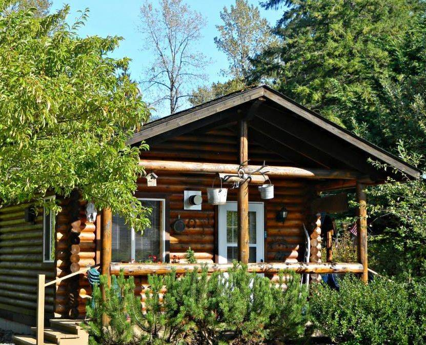 Ovenell's Heritage Inn Log Cabins, Guesthouses and Historic Ranch, North Cascades